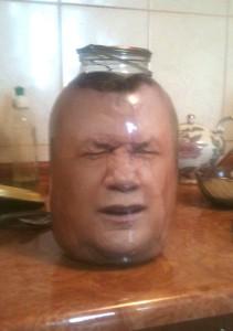 Голова Януковича